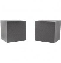 Auralex Acoustics Cornerfill Cubes Gris