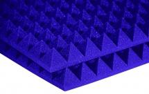 Auralex Acoustics Studiofoam Pyramid Purple 60,96cm X 60,96cm X 5,08cm Set De 12