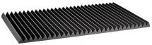 Auralex Acoustics Studiofoam Wedge Charcoal 60,96cm X 121,92cm X 5,08cm Set De 12