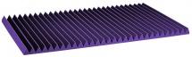 Auralex Acoustics Studiofoam Wedge Purple 60,96cm X 121,92cm X 5,08cm Set De 12