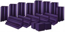 Auralex Acoustics Atom-12 Violet
