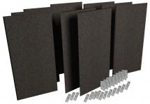 Auralex Acoustics B224obs Elite Pro Pannels 60,96cm X 121,92cm X 5,08cm