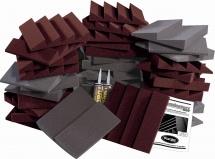 Auralex Acoustics D36 Roominator Kit Burgundy