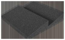 Auralex Acoustics Dst 112 Charcoal 30,48cm X 30,48cm X 5,08cm Set De 24
