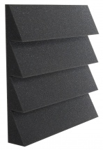 Auralex Acoustics Dst 114 Charcoal 30,48cm X 30,48cm X 5,08cm Set De 24