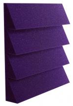 Auralex Acoustics Dst 114 Purple 30,48cm X 30,48cm X 5,08cm Set De 24