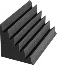 Auralex Acoustics Dst Lenrd Bass Trap Charcoal Set De 4