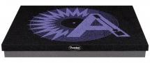 Auralex Acoustics Iso-tone Support Isolant Pour Platine Vinyle (à L\'unité)