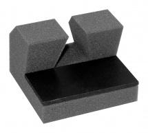 Auralex Acoustics Platfeet Ii Supports Isolants Pour Pied De Micro - Caisse Claire - Tom Basse