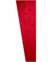 Auralex Acoustics Sonosuede Trapezoid Panel Rouge Gauche