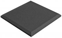 Auralex Acoustics Studiofoam Sonoflat Charcoal 60,96cm X 60,96cm X 5,08cm Set De 8