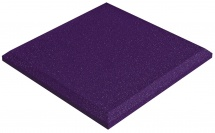 Auralex Acoustics Studiofoam Sonoflat Purple 60,96cm X 60,96cm X 5,08cm Set De 8