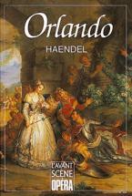 Haendel Georg Friedrich - Orlando - L'avant Scene Opera N�154