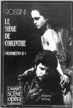 Rossini Gioacchino - Le Siege De Corinthe - L'avant Scene Opera N°81