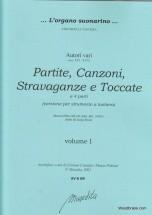 Autori Vari - Partite, Canzoni, Stravaganze E Toccate