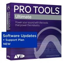 Avid Pro Tools Hd - Mise A Niveau + Support - Renouvellement Annuel