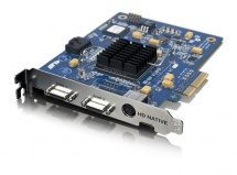 Avid Carte Hd Native Pcie Sans Pro Tools Hd