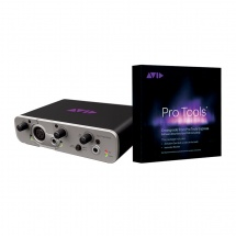 Avid Fast Track Solo + Pro Tools 11