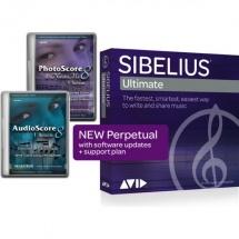 Avid Sibelius Ultimate Permanent + Photoscore Et Audioscore