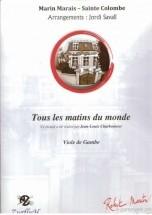 Marais M., Sainte-colombe - Tous Les Matins Du Monde - Viole De Gambe
