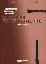 Didier Y., Sauzeau F., Lethiec - Voyage En Clarinette