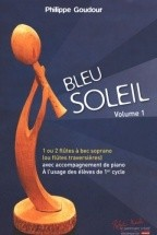 Goudour P. - Bleu Soleil