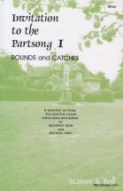 Invitation To The Partsong Vol.1 - Rounds And Catches
