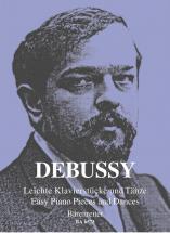 Debussy Claude - Pieces Faciles - Piano