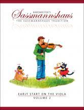 Sassmannshaus Egon & Kurt - Early Start On The Viola Vol.2