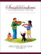 Sassmannshaus Egon & Kurt - Early Start On The Viola Vol.4