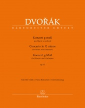 Dvorak A. - Concerto In G Minor Op.33 - 2 Pianos