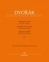Dvorak A. - Concerto In G Minor Op.33 - 2 Pianos