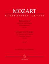 Mozart W.a. - Concerto For Pianoforte And Orchestra N°26 Kv537 Coronation Concerto - Piano Reducti