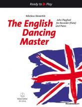 John Playford The English Dancing Master For Recorder (flute) & Piano