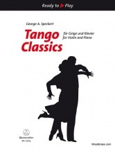 Tango Classics For Violin and Piano