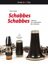 Schabbes, Schabbes - Chansons Yiddish - 3 Clarinettes
