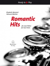 Romantic Hits For 2 Flutes