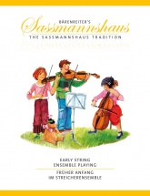 Sassmannshaus - Early String Ensemble Playing - 2 Violons and 1 Violoncelle