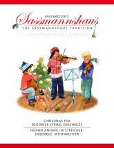 Sassmannshaus - Christmas For Beginner String Ensembles