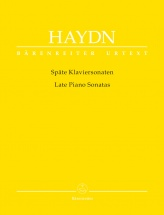 Haydn Joseph - Late Piano Pieces