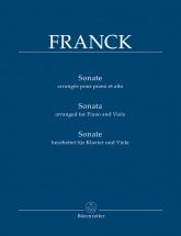 Franck Cesar - Sonate Arrangee Pour Alto and Piano