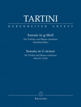 Tartini G. - Sonata In G Minor Devil