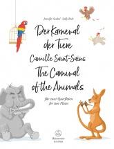 Saint-saens Camille - Le Carnaval Des Animaux - 2 Flutes