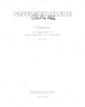 Klebe Giselher - Il Giardino Op.147