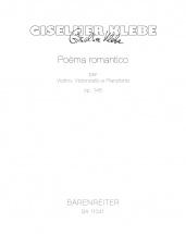 Klebe Giselher - Poema Romantico Op.145