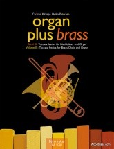 Organ Plus Brass Vol.iii - Toccata Festiva For Brass Choir And Organ