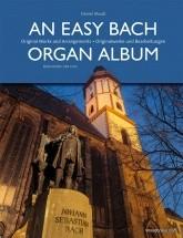Moult D. - An Easy Bach Organ Album