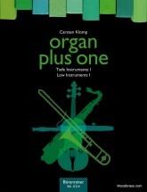 Klomp C. - Organ Plus One - Low Instruments I