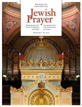 Jewish Prayer - Arrangements Pour Alto (violoncelle) & Orgue