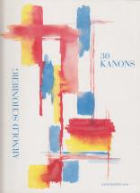 Schoenberg Arnold - 30 Canons - Orchestre A Cordes